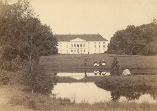 Jarlsberg have ca 1880.